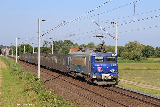 SNCF 22263 Hochfelden 20-07-2021