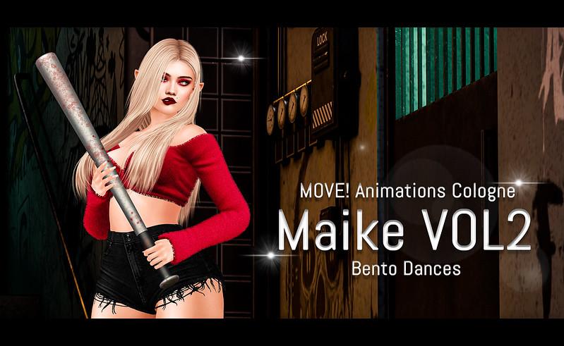 MOVE! Animations Cologne - Maike
