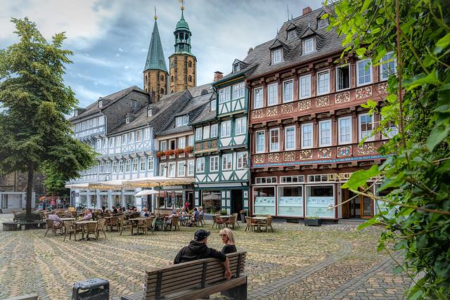 visit in Goslar, Germany