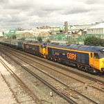 50034 [50007] and 50049 : Ashford West Junction