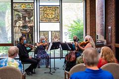 Chanticleer Quartet at MRL
