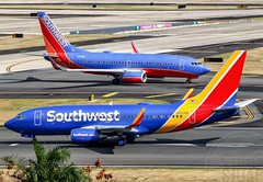 Southwest Airlines/Boeing 737-7H4(WL)/N485WN