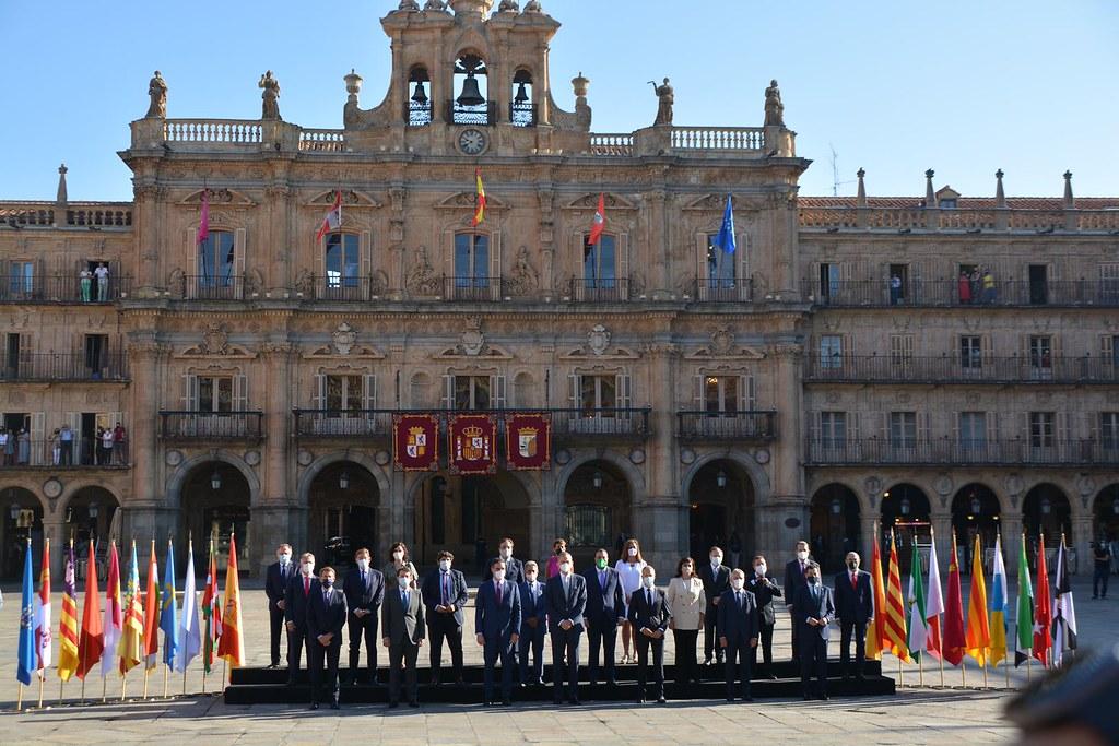 Conferencia de Presidentes, en Salamanca.  (90)