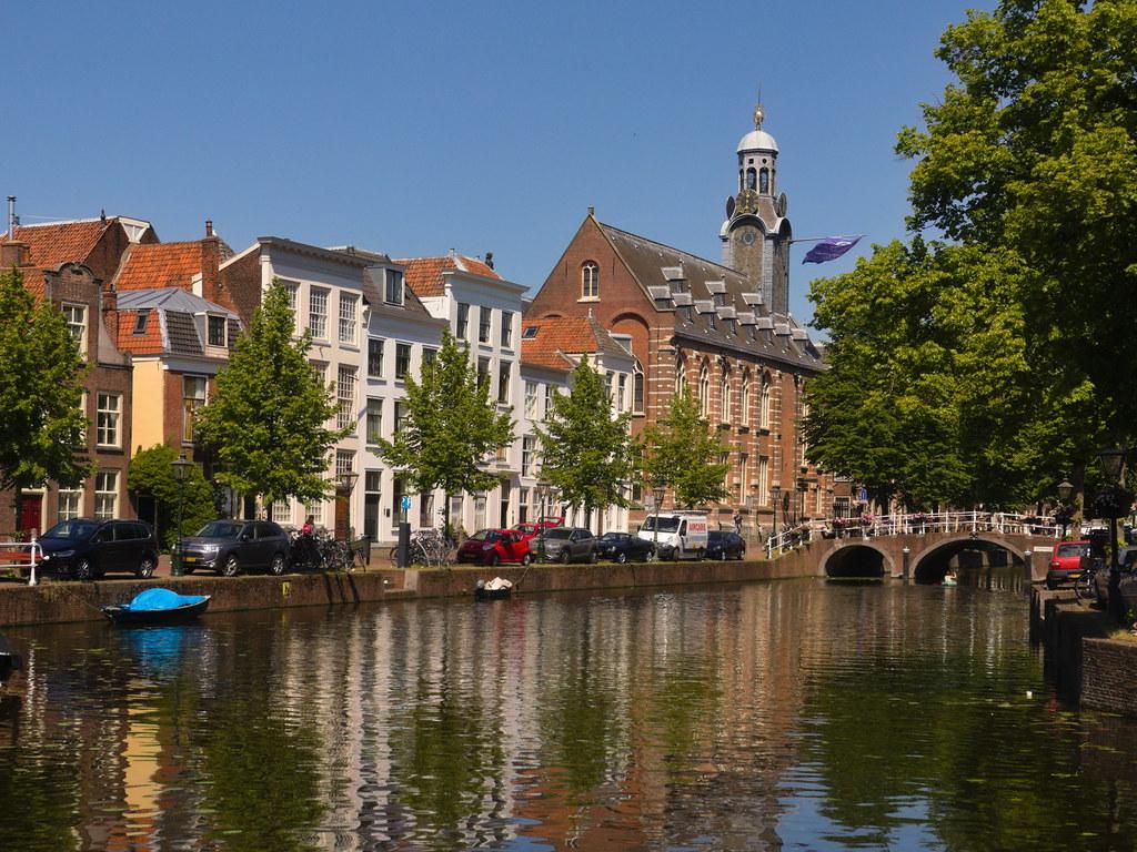 Leiden - Rapenburg