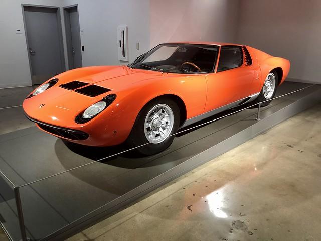Lamborghini Miura Bertone