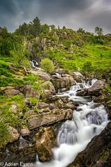 Ogwen River Snowdonia