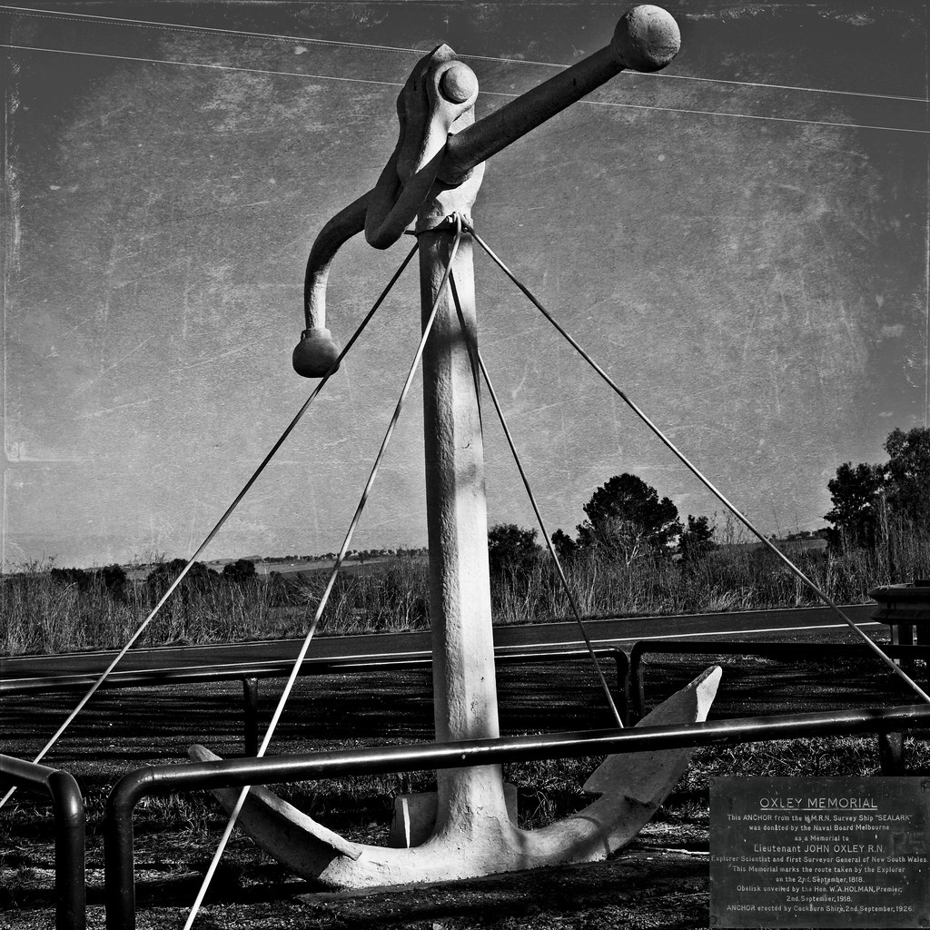 Oxley's Anchor, Tamworth, NSW