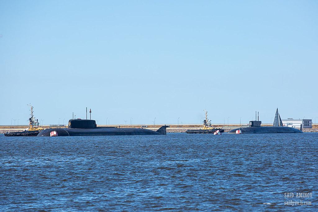 ГВМП-2021. Часть 1 - Подводные лодки в Кронштадте H18A4202