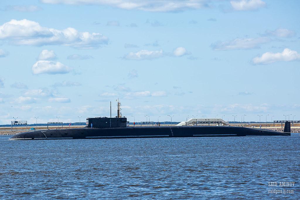 ГВМП-2021. Часть 1 - Подводные лодки в Кронштадте H18A3982