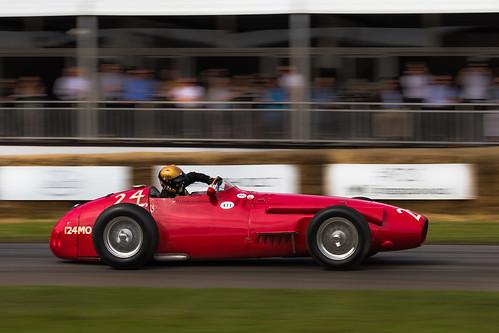 1954maserati250f f1 formula1 goodwoodfestivalofspeed2021 motorsport motorracing car panning hillclimb sussex england uk canon 80d 70200mmf4lis