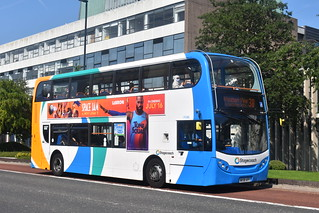19388 NK58 AFF Stagecoach North East