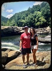 Arden Moats Falls