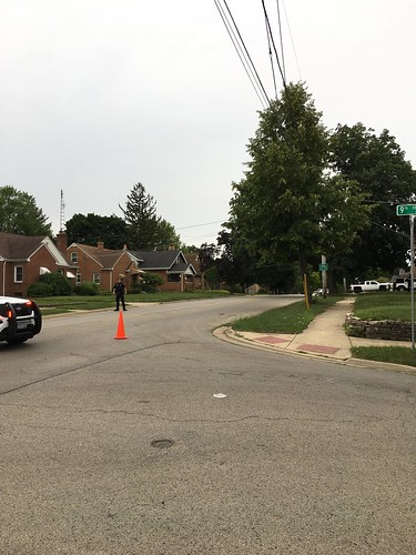 Shooting in Rockford, Illinois. July 2021. Photo by Rockford Scanner Sources.