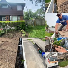 Eavestrough cleaning and Eavestrough repair in Whitby. ON #eavestroughwhitby #Eavestroughoshawa #eavestroughajax #eavestroughpickering #eavestroughcourtice #eavestroughtoronto #Leaffilter #alurex #eavestroughcleaning #eavestroughrepair #gutter #gutterleak