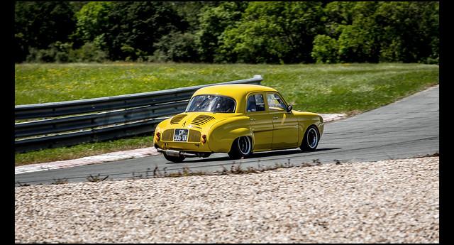 Renault Dauphine Proto