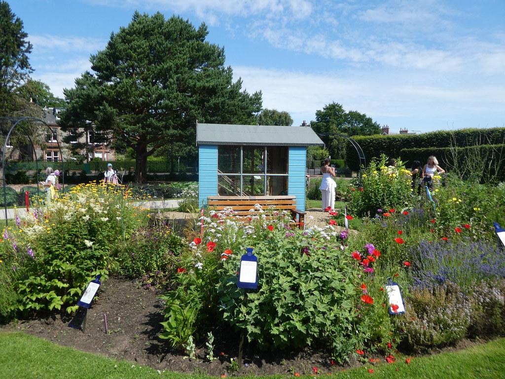 Cottage Garden, Botanic Garden, Edinburgh