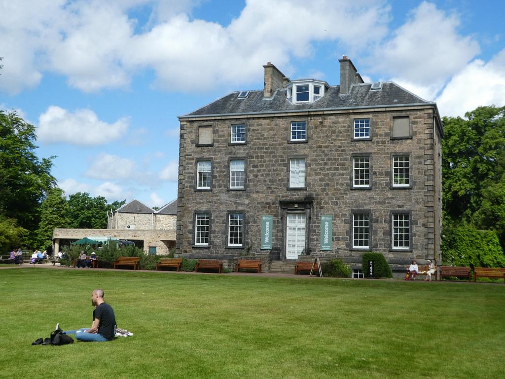Inverleith House, Botanic Garden, Edinburgh