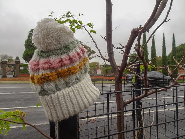 Knitted Woollen Beanie