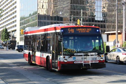 Toronto Transit Commission 8666
