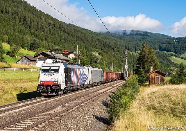 186.444 + 186.285 - Lokomotion - Matrei am Brenner