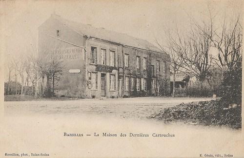 Bazeilles - La Maison des Dernières Cartouches