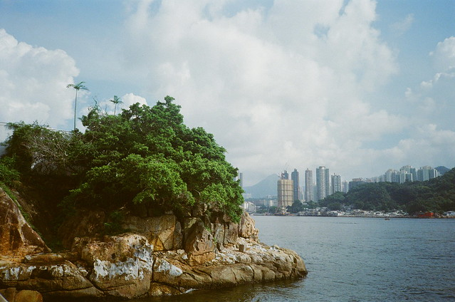 Eastern entrance to Victoria Harbour, Hong Kong