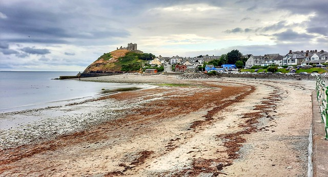 Beach at Criccieth