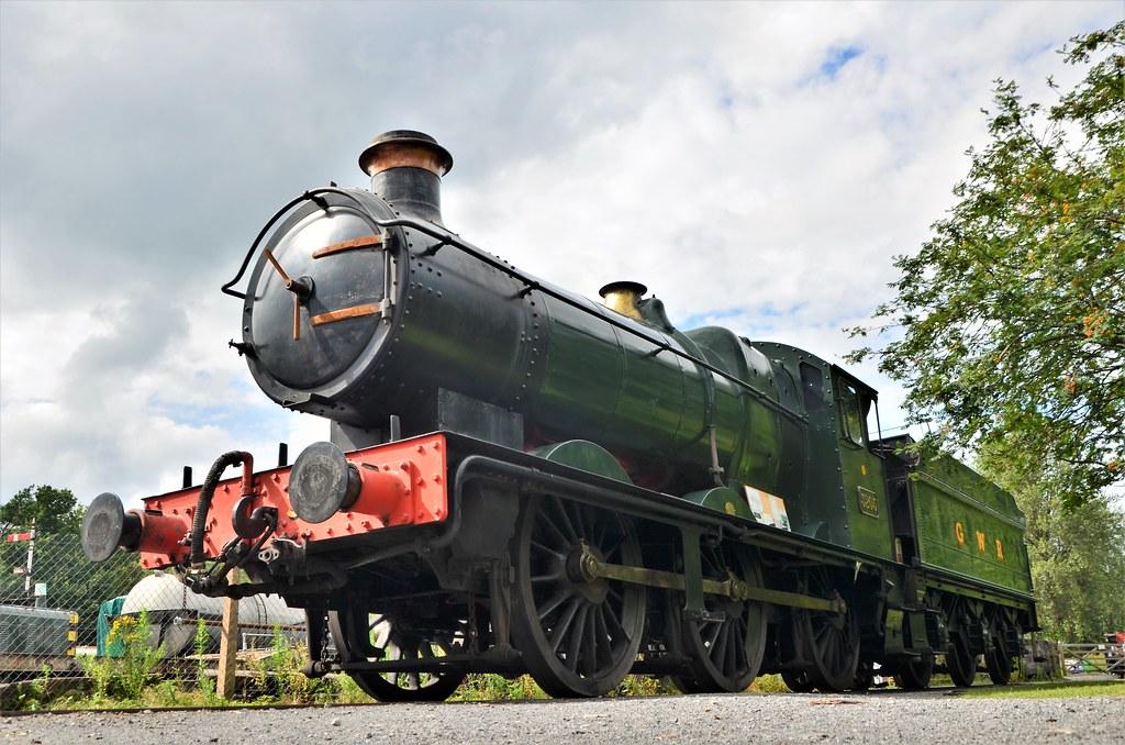 Great Western Railway 3205