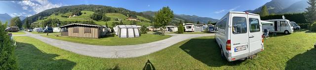 Camping Bertahof, Bad Gastein, Salzburg