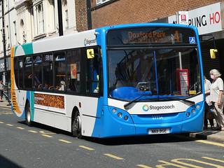 Stagecoach in Sunderland 27734 (NK11 BGE)