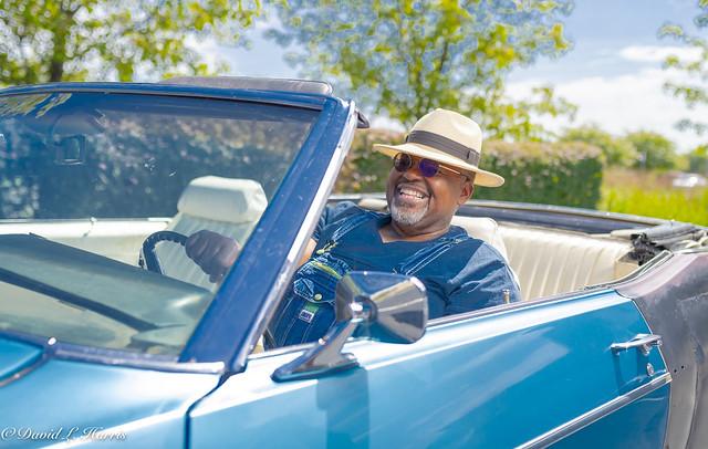 Steve's '67 Impala shot at HSS