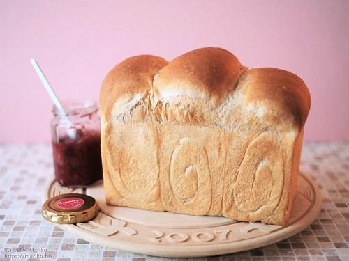 苺ジャム酵母の牛乳食パン 20210730-DSCF0033 (4)