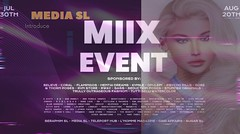 ⭐️ MIIX EVENT – July/August 2021 ⭐️