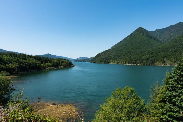 Spada Lake