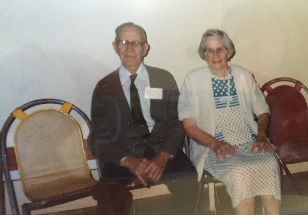 Spies Cecil Grandad and Sister maybe