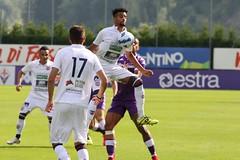 Amichevole: Fiorentina - Virtus Verona 4-0
