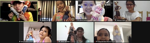 Virtual Mentorship With Kittie Yiyi
