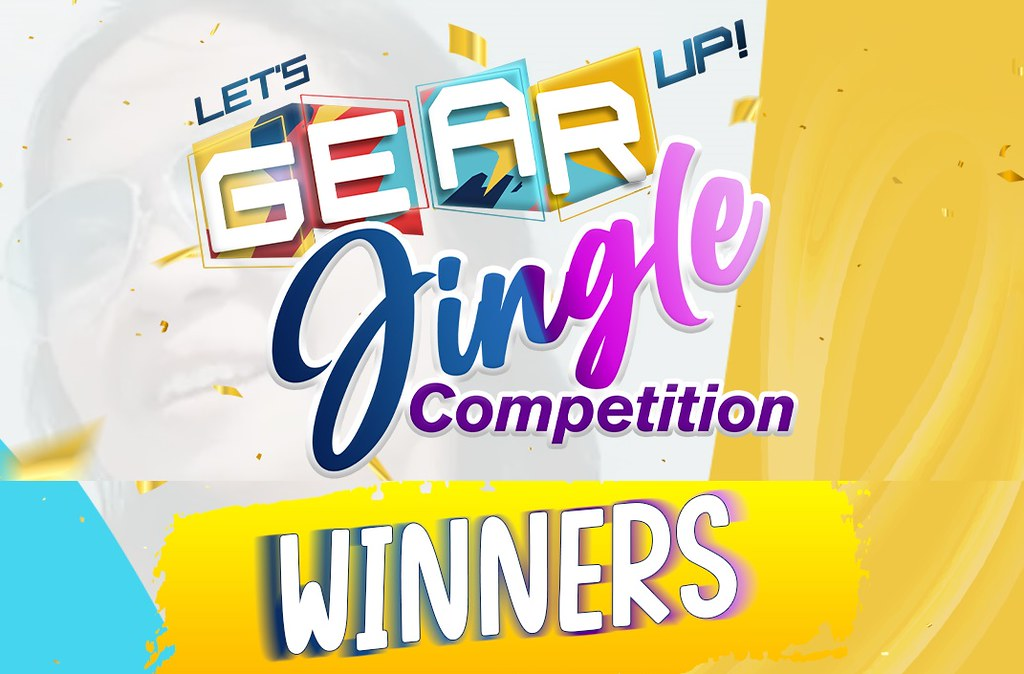 Winner Lets GEAR Up Jingle Competition