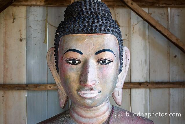Kep Buddha Head