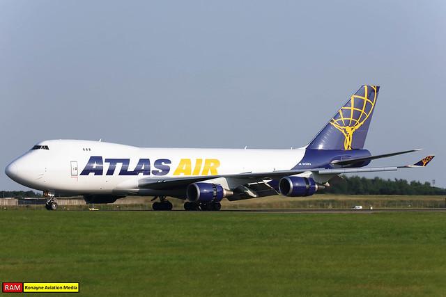 N450PA | Boeing 747-46NF | Atlas Air