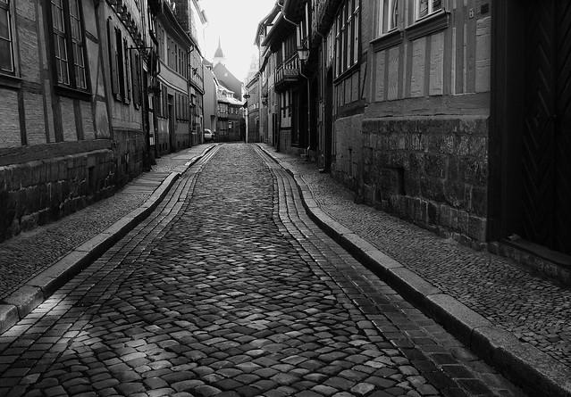 Quedlinburg Gasse