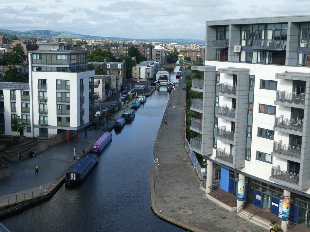 View from Altido Vita, Edinburgh