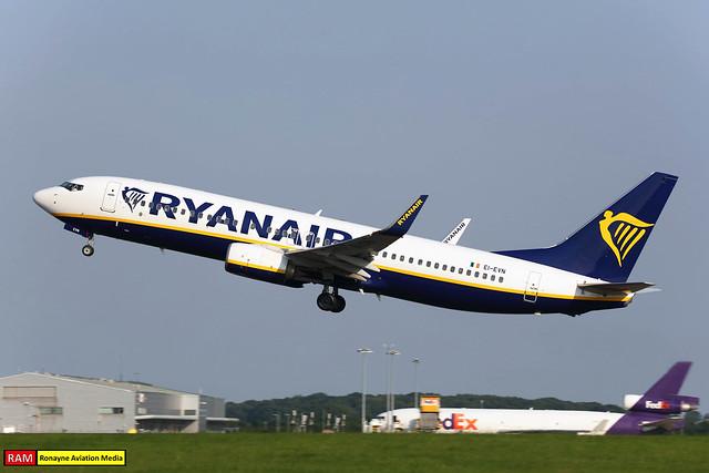 EI-EVN | Boeing 737-8AS | Ryanair