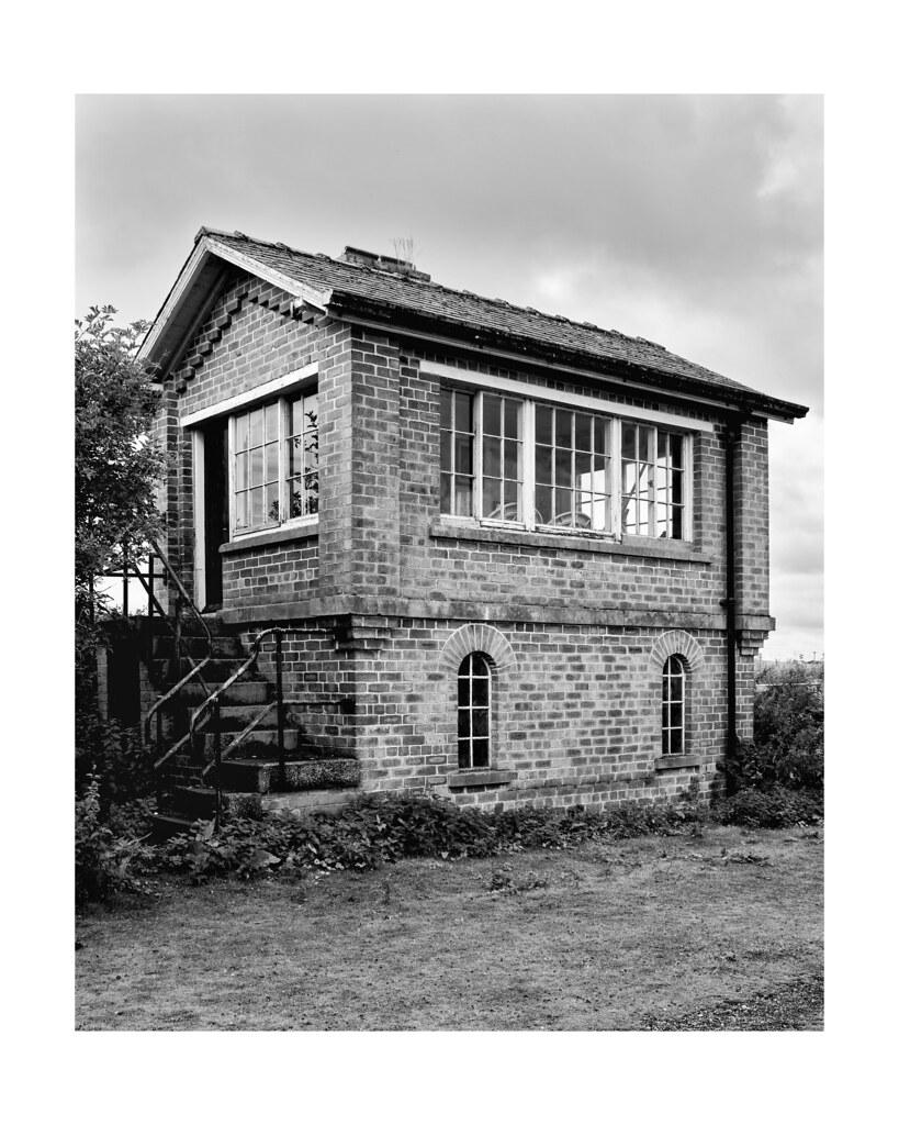 Kiplingcotes Station Signal Box
