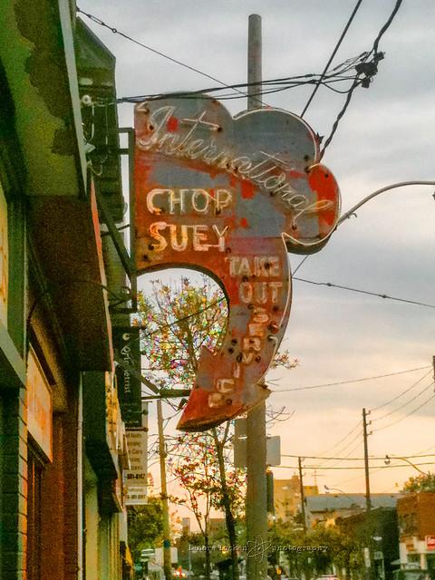 international chop suey