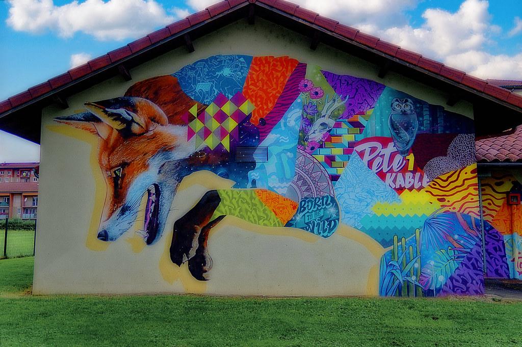 Street Art Aurillac
