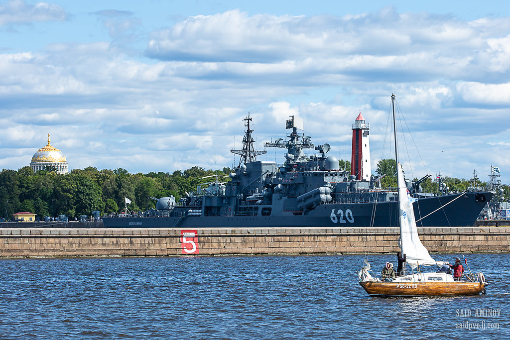 ГВМП-2021. Часть 1 - Подводные лодки в Кронштадте H18A4345