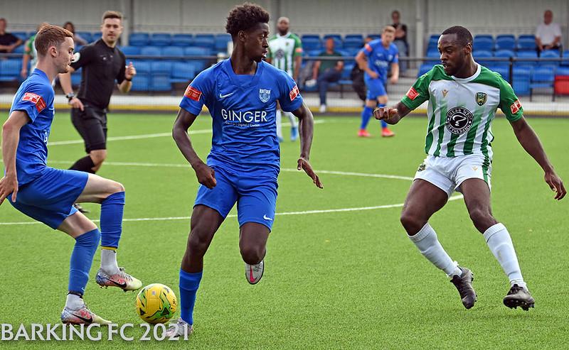 Barking FC v VCD Athletic FC - Saturday July 31st 2021