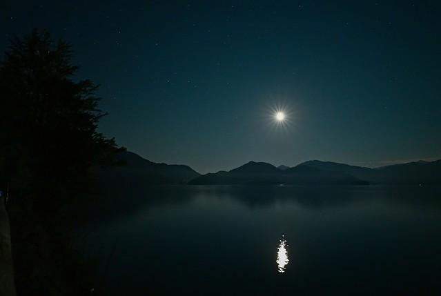 Walchensee Moonlight