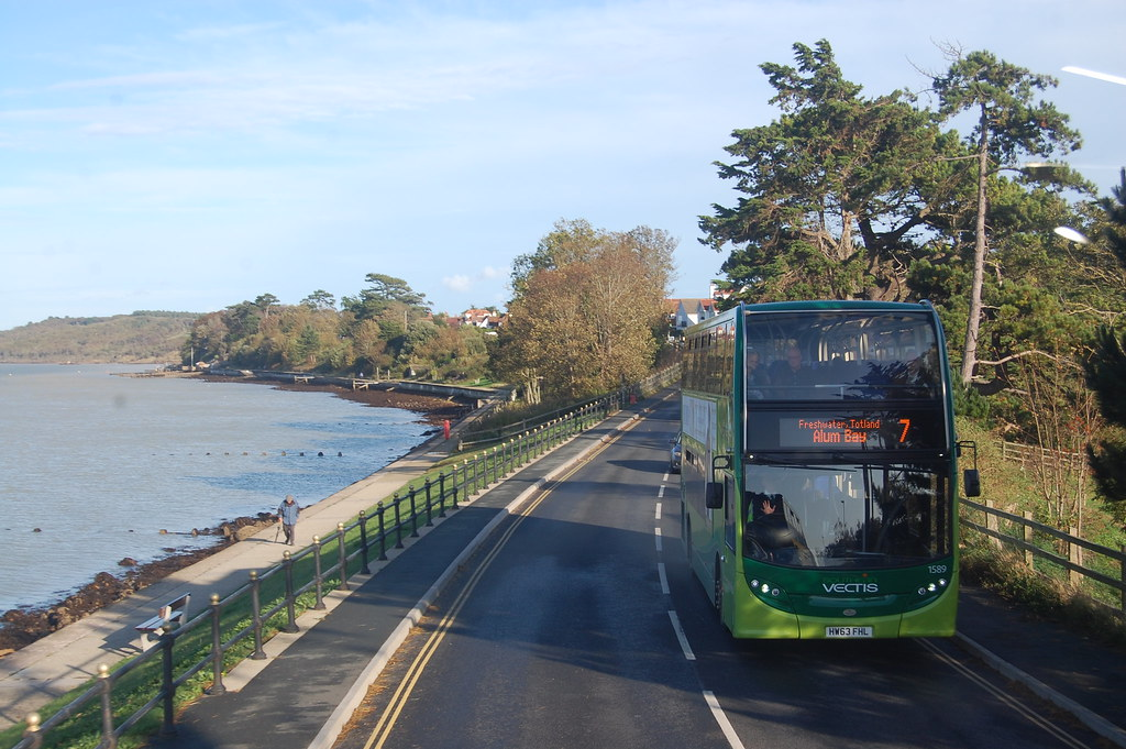 HW63 FHL (Route 7) at Tennyson Road, Yarmouth